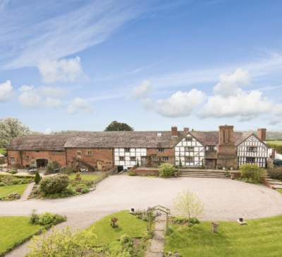 Church house Farm Holiday Cottages Shropshire
